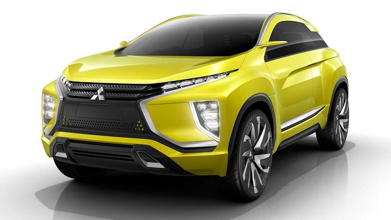 ВШанхае Мицубиси покажет прототипы моделей GT-PHEV иeX