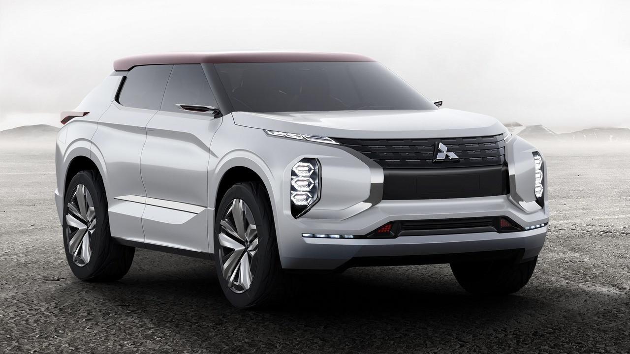 Митцубиши  покажет вШанхае GT-PHEV Concept иeXConcept