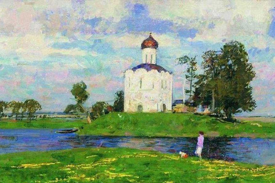 ВКраснодаре открылась выставка «Русский этюд. 1940-е-2010-е годы»