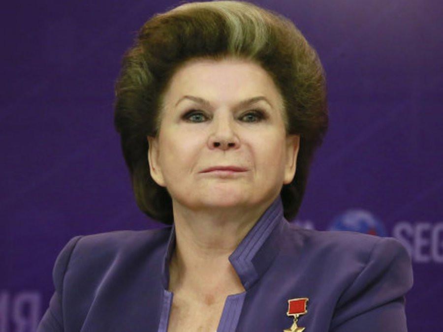 Терешкова назвала День космонавтики днем триумфа науки