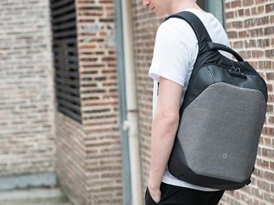 Компания Korin Design разработала защитный рюкзак ClickPack Pro