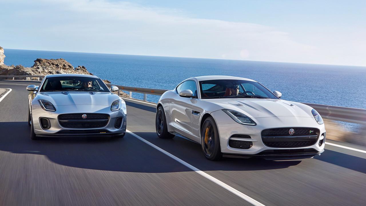 Jaguar F-Type получил новый 300- сильный двигатель