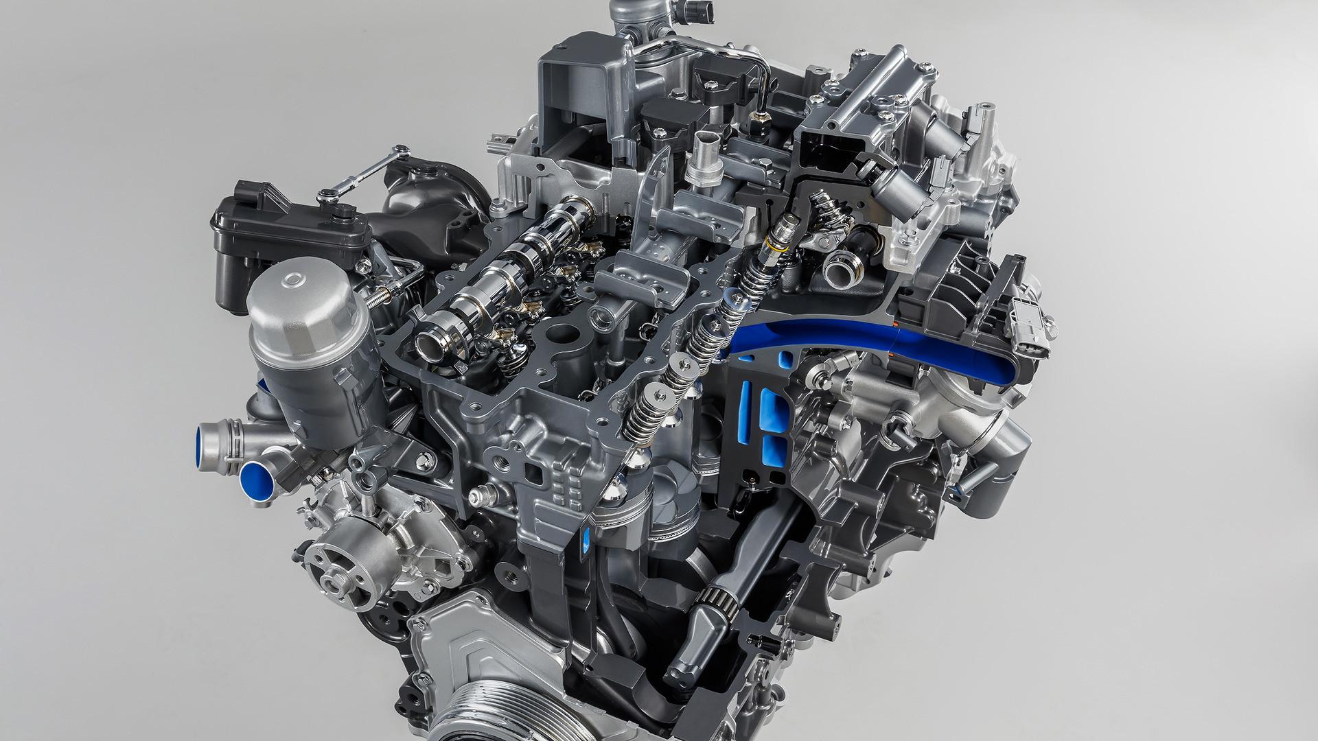 Jaguar F-Type получил новый 300- сильный двигатель class=