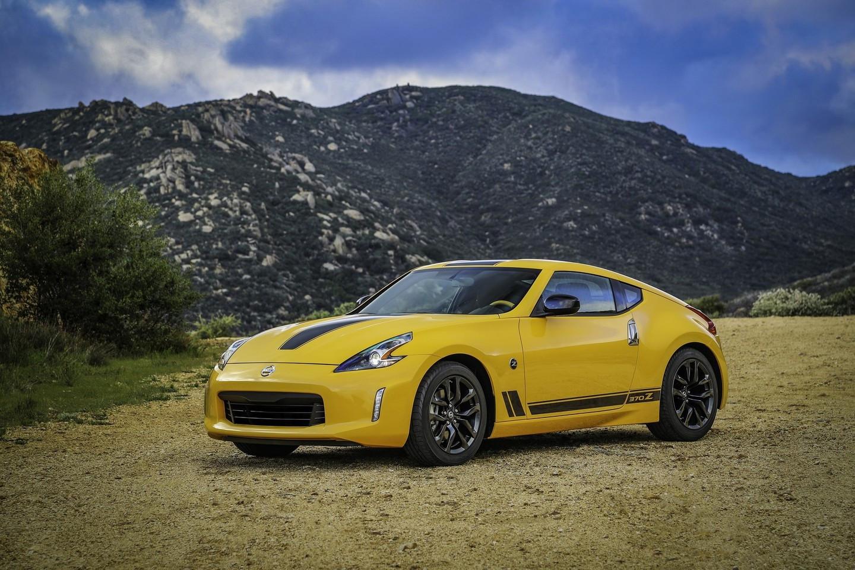 Nissan разработал спецверсию спортивной машины 370Z кюбилею модели