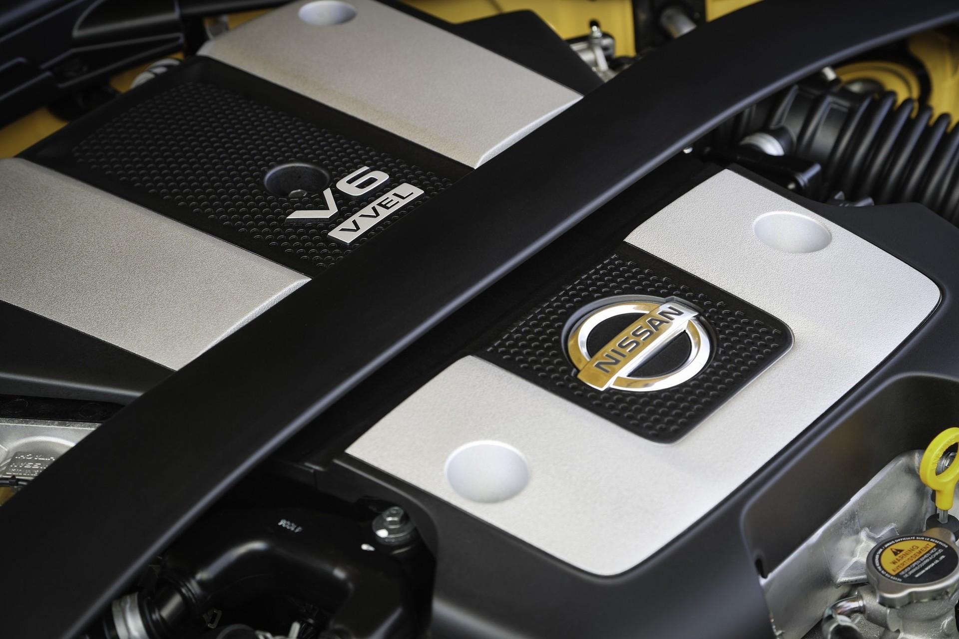 Ниссан выпустил спецверсию культового спорткара 370Z вчесть юбилея