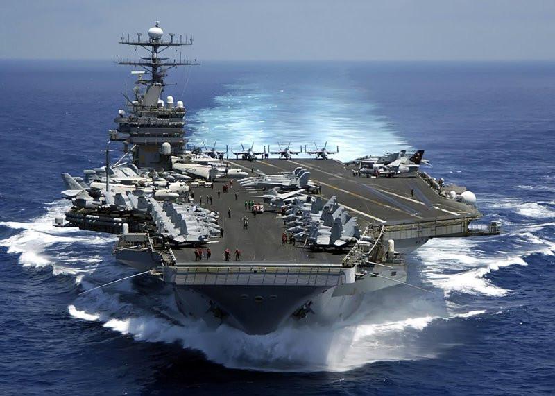 Япония планирует общие учения сударной группой ВМС США
