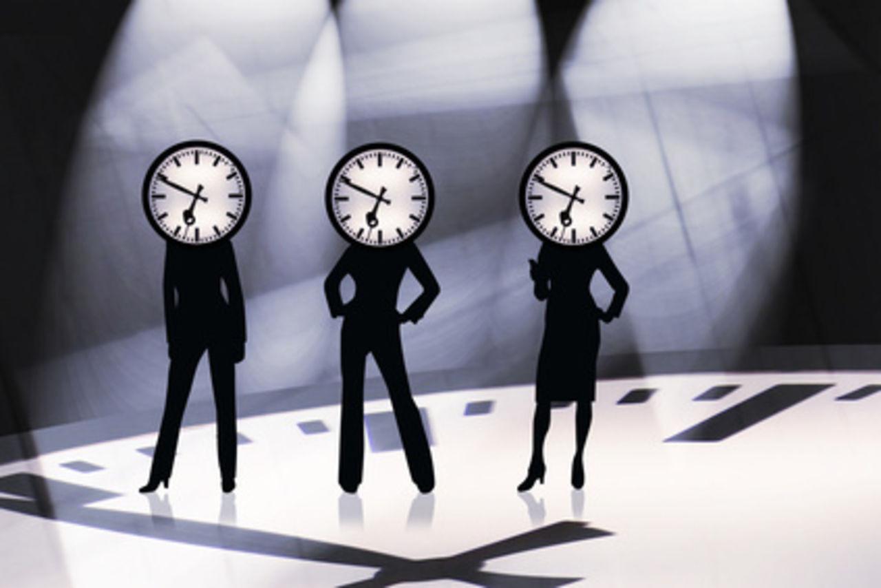 Гибкий график увеличивает работоспособность труда