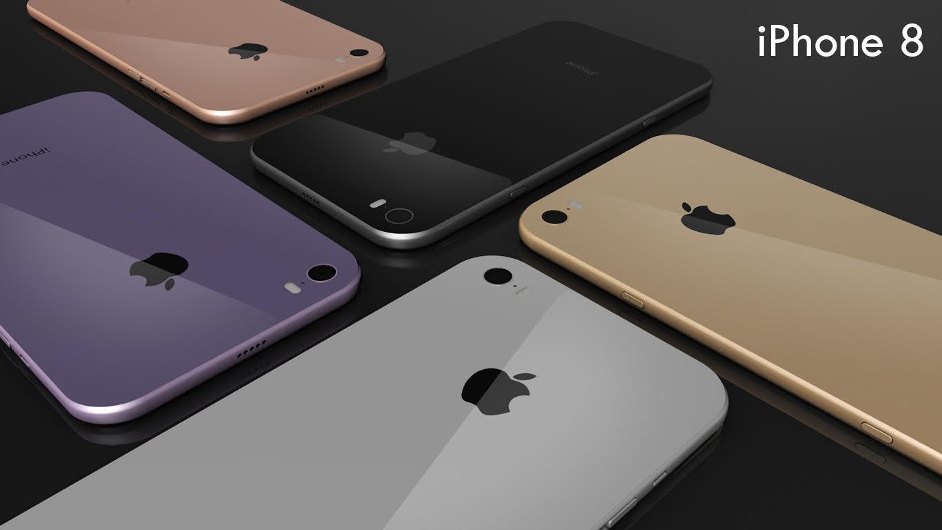Apple делает микрочип для увеличения работы iPhone 8 без подзарядки