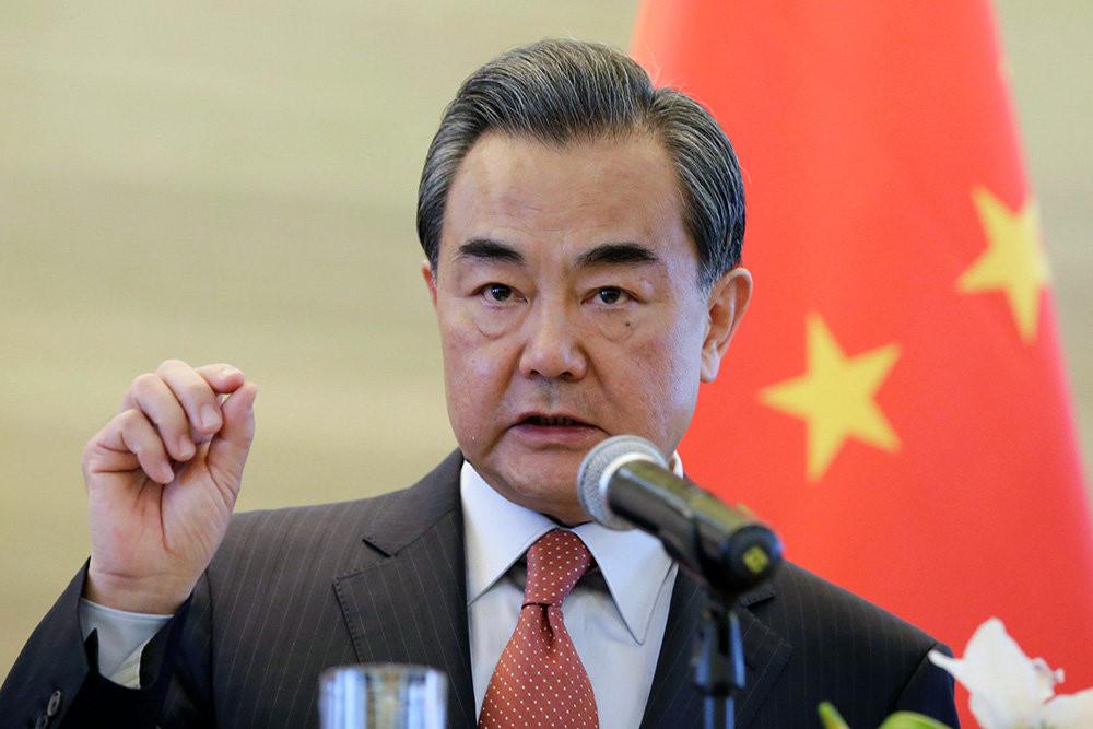 КНР призвалРФ иСША усилить сотрудничество поСирии