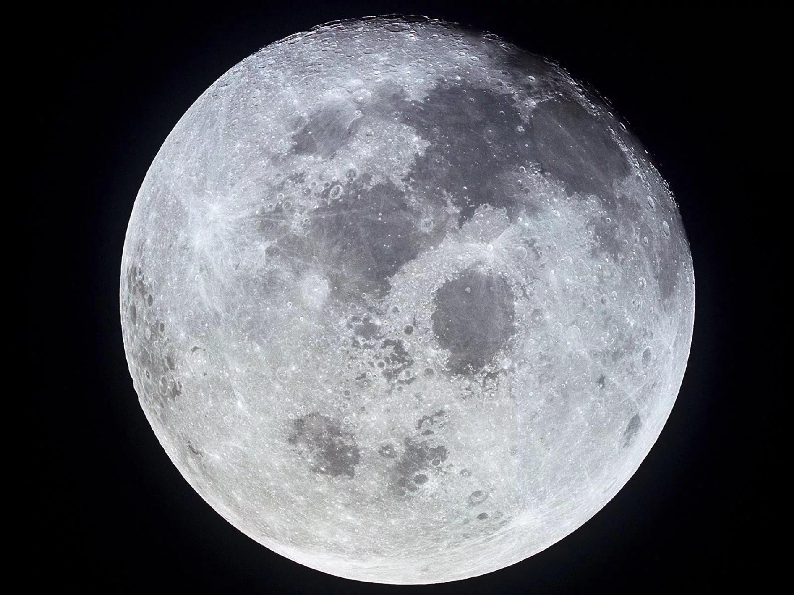 Впрошлом Луна имела собственное магнитное поле— Ученые