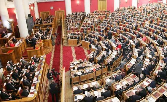 ЛДПР предлагает отменить «день тишины» перед выборами