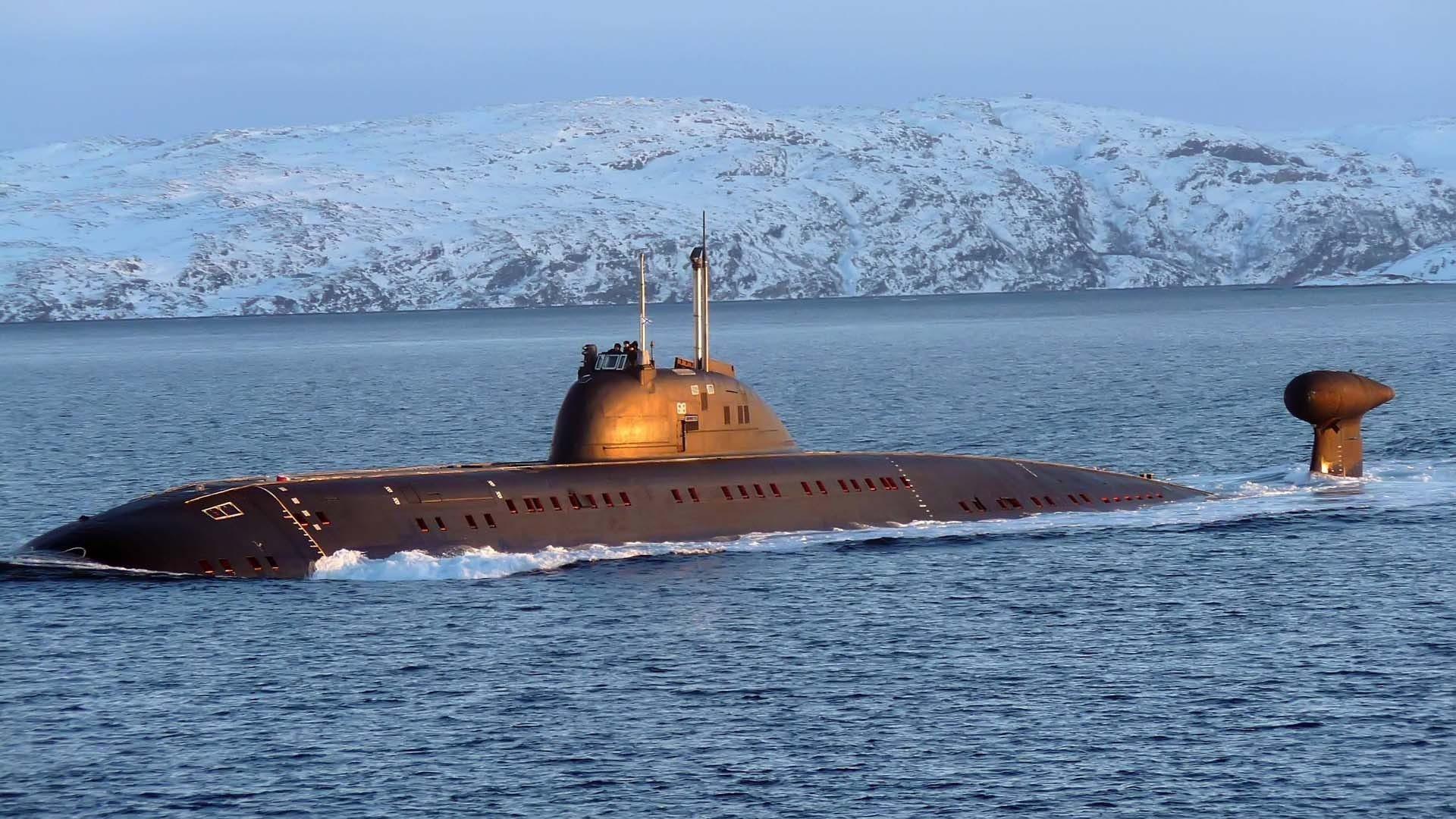 ВМФ получит подводную лодку «Белгород» в следующем 2018