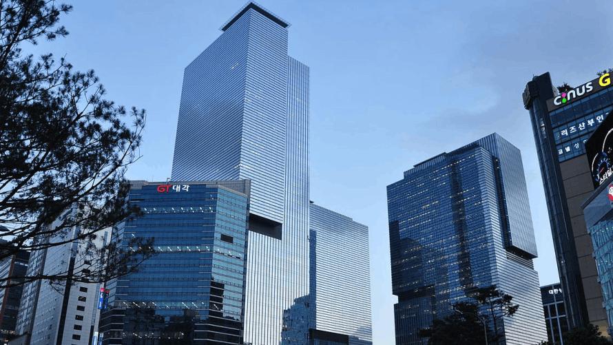 ВСеуле эвакуировали здание, принадлежащее Samsung Group