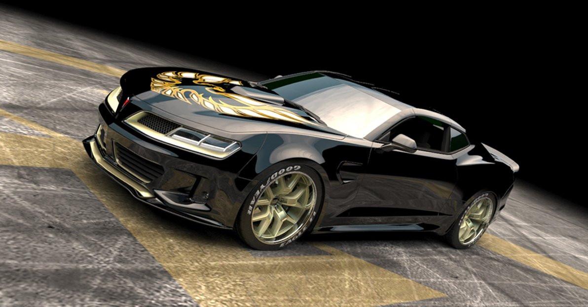 ВНью-Йорке представлен 1000-сильный 455 Super Duty, построенный набазе Camaro