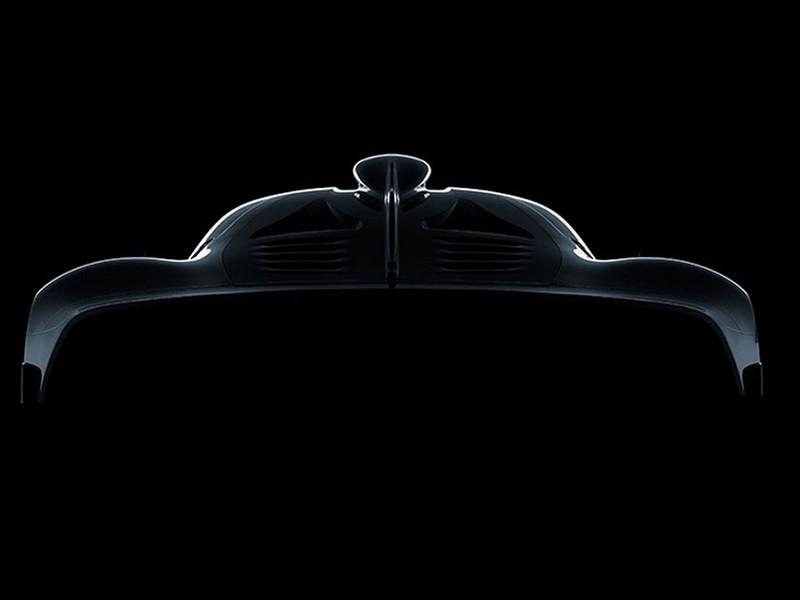 Mercedes сам будет выбирать кому продавать 1000-сильный гиперкар Project One