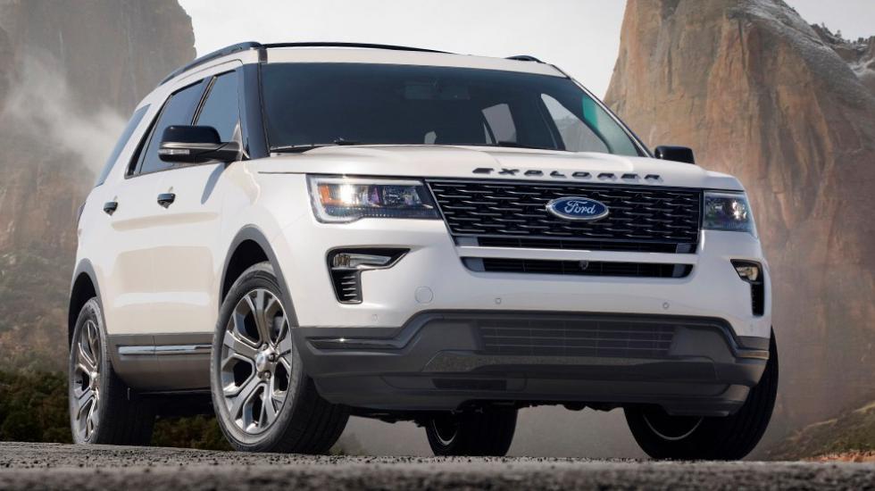 ВНью-Йорке представили новый Ford Explorer