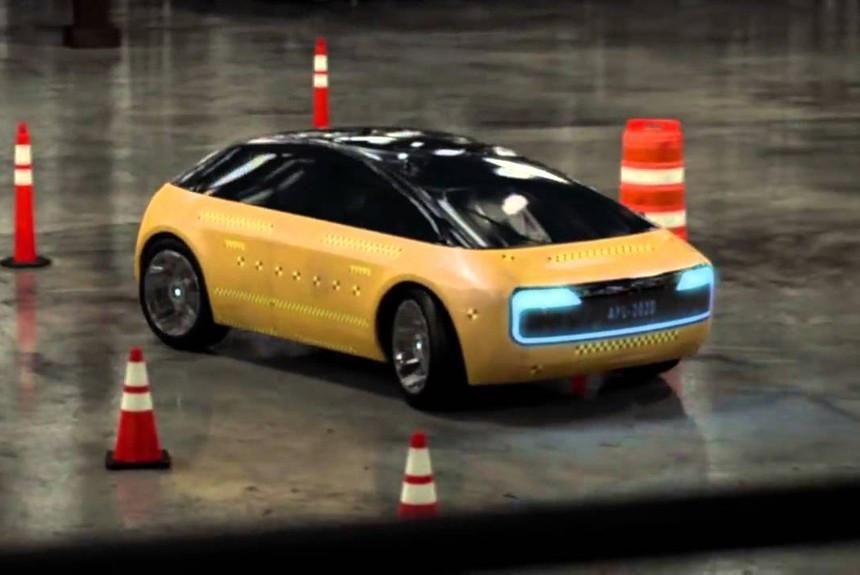 Apple будет тестировать беспилотные автомобили вКалифорнии