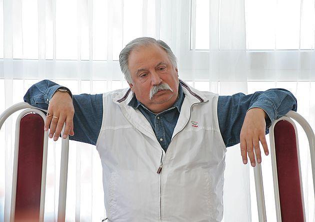 Владимир Досталь празднует 75-летний юбилей