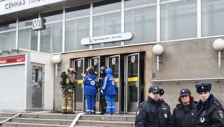 НаЛадожском вокзале схвачен очередной подозреваемый ввербовке террористов