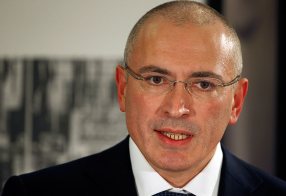 Михаил Ходорковский ушел споста руководителя «Открытой России»