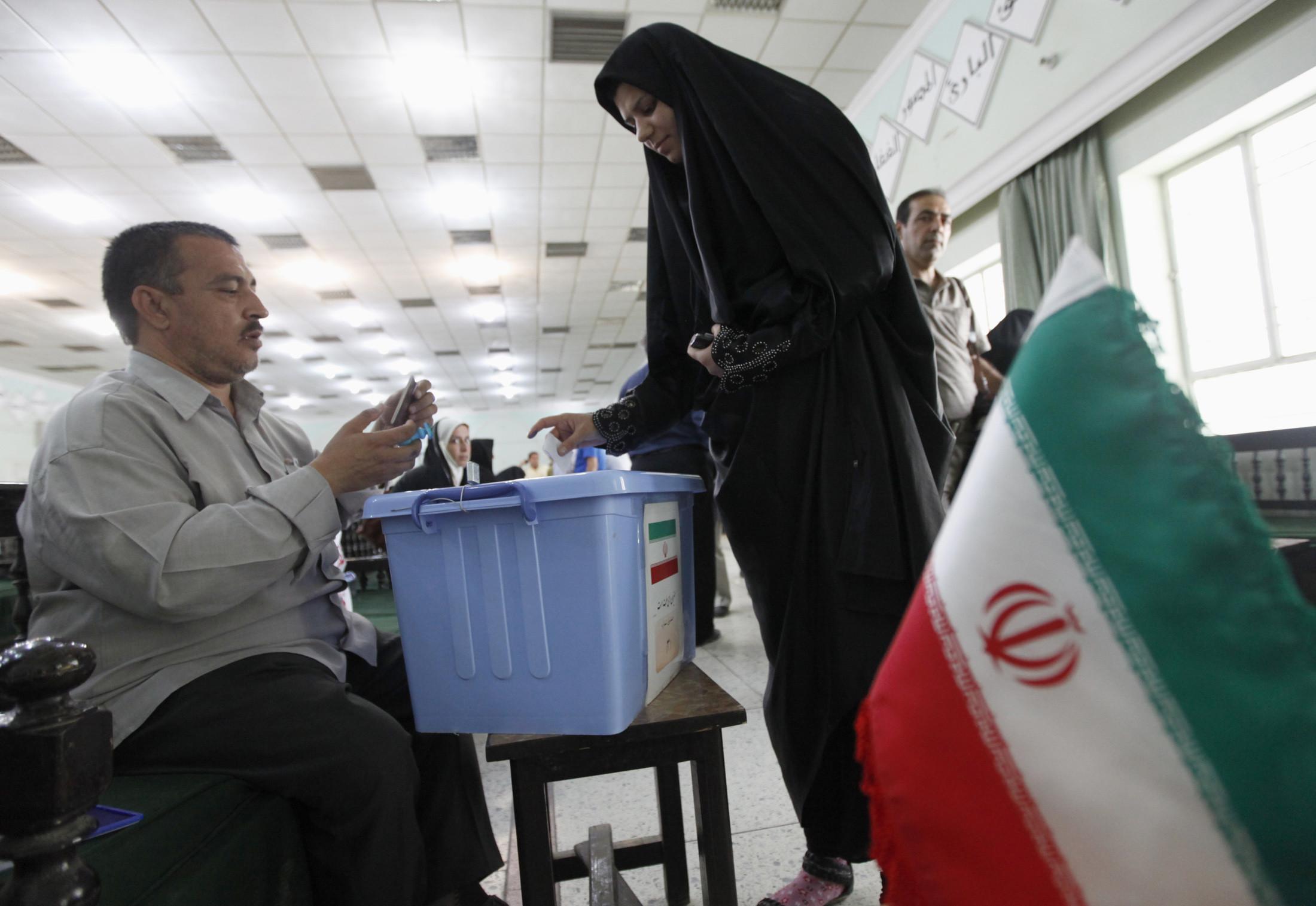 Хасан Рухани стал кандидатом впрезиденты Ирана