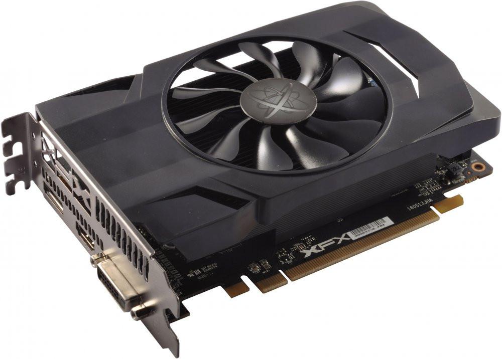 XFX и HIS разрабатывают видеокарты серии Radeon RX 500