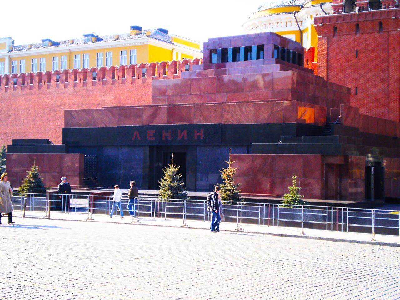 Мавзолей Ленина откроется для гостей 18апреля