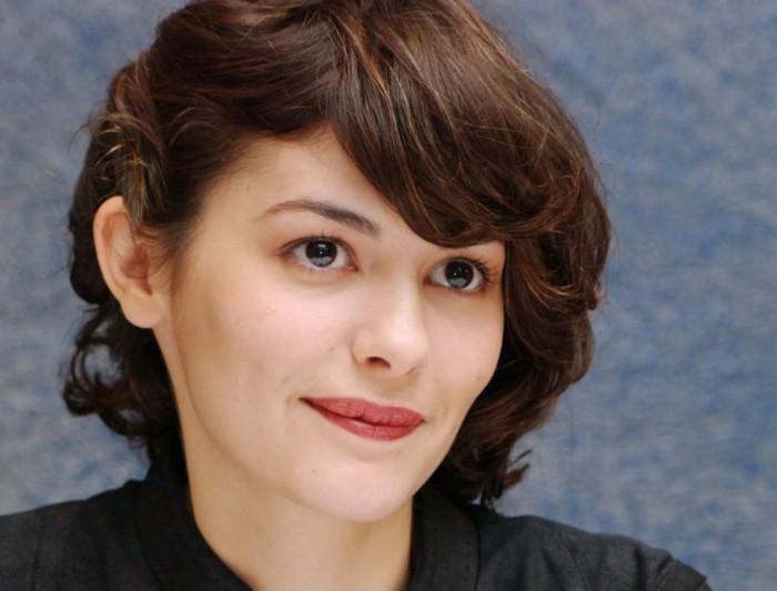 Актриса Одри Тоту награждена Орденом Почетного легиона