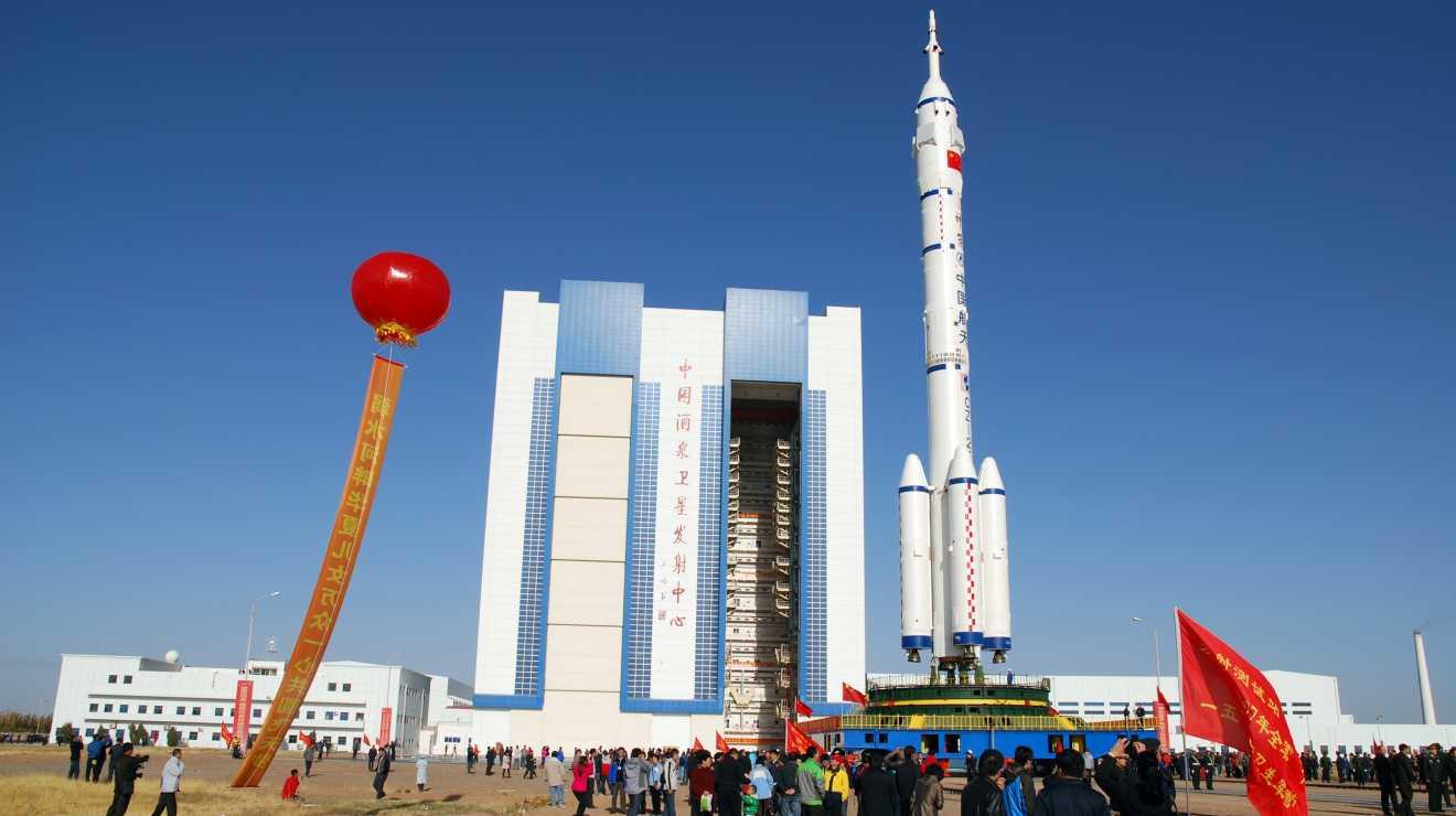 Объявлена дата запуска первого грузового космического корабля Китайская народная республика