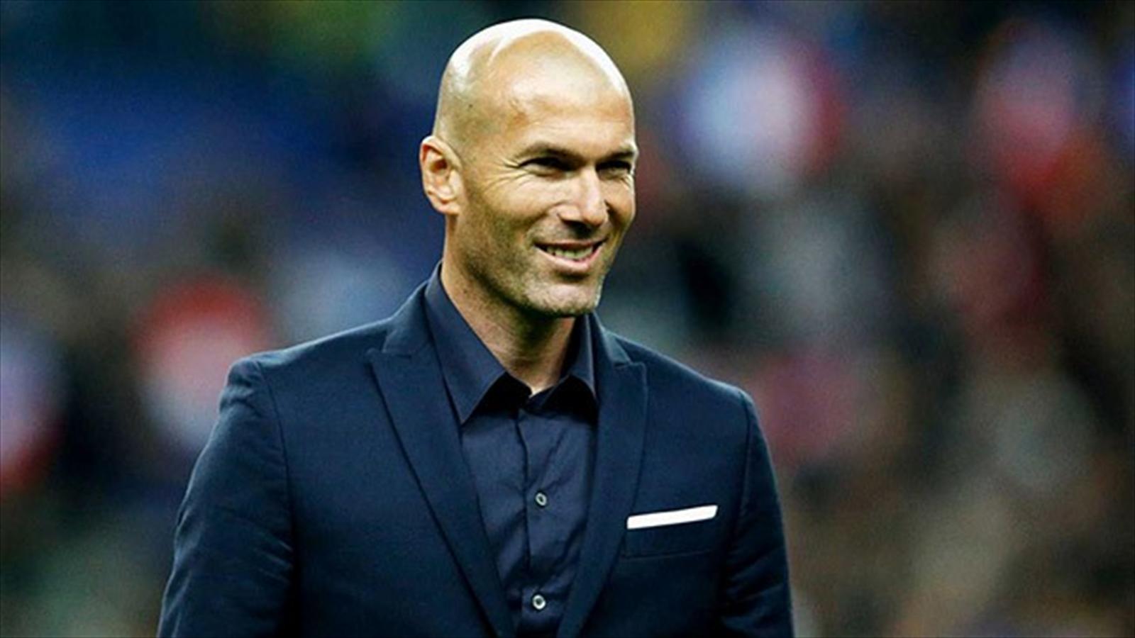 СМИ поведали, как долго Зинедин Зидан будет тренером мадридского «Реала»