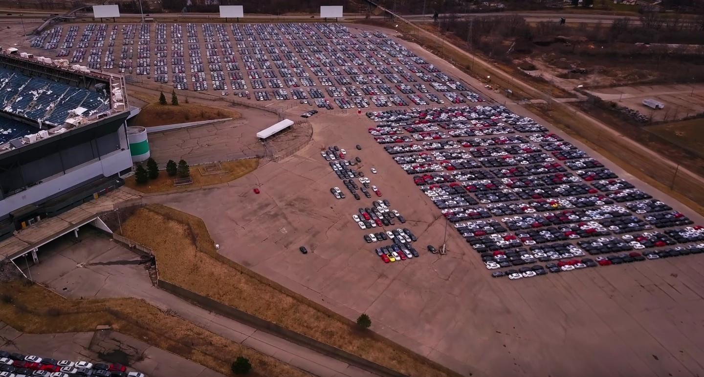 Фольксваген решила проблемы споловиной собственных авто вСША
