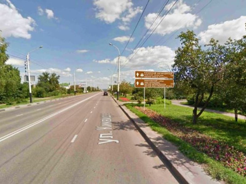 Новые туристические знаки навигации появились вТамбовской области