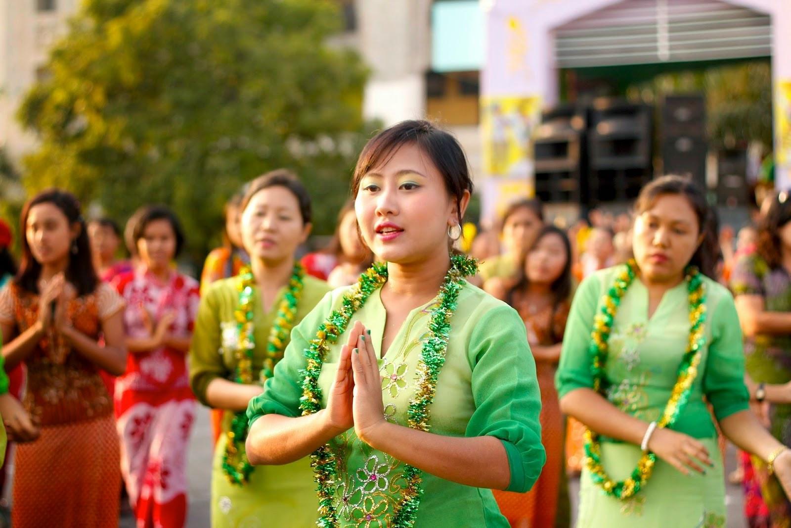 Празднование Нового года вМьянме забрало 285 жизней