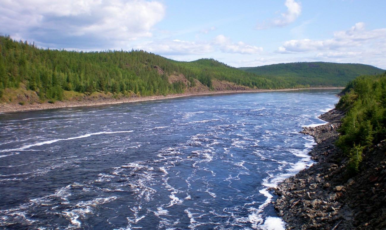 Ученые: ВКанаде фактически пропала река Слимс