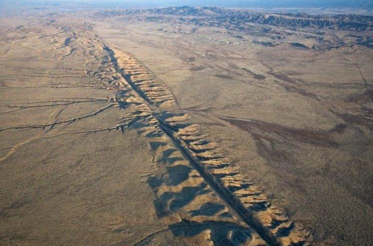 Сейсмологи назвали дату повторения разлома Сан-Андреас