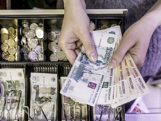 Настоящие располагаемые доходы граждан РФ вначале весны уменьшились на2,5%