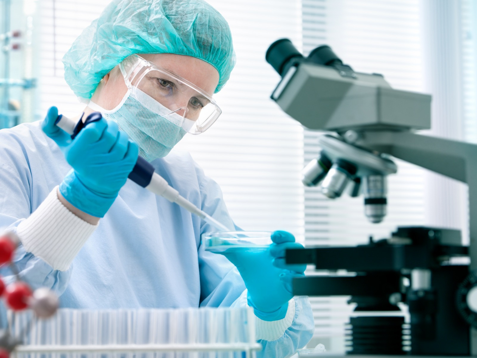 В Российской Федерации ученые создали сухой заменитель крови