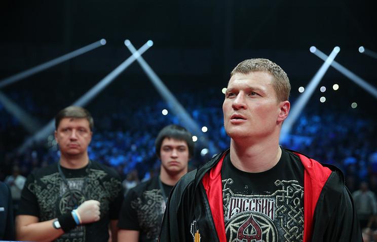 Российский Витязь оспорил дисквалификацию Всемирного боксерского совета