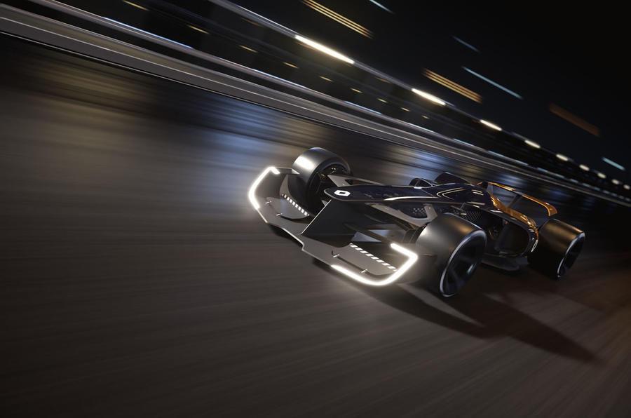 Renault показал будущее Формулы-1