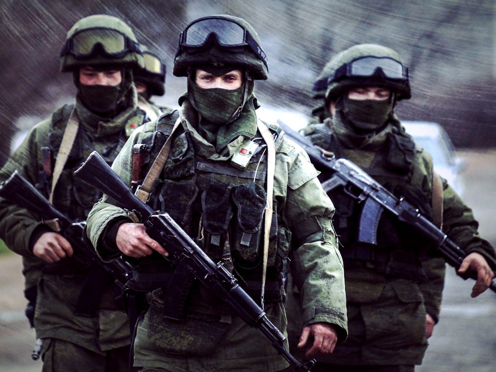 ВСирию отправили еще  один батальон чеченских военных
