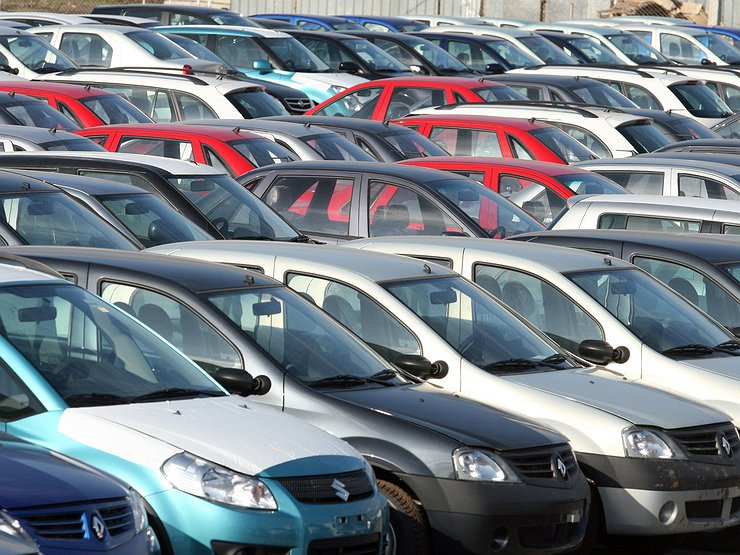 Спрос наподержанные автомобили вЕкатеринбурге снизился на9%