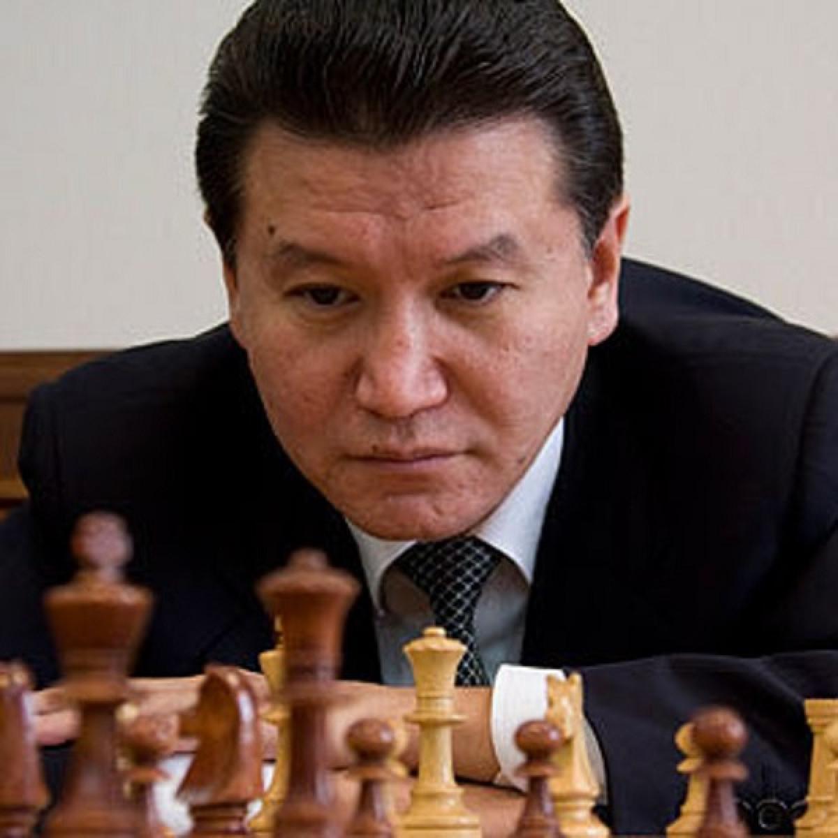 Илюмжинов принял решение  выдвинуть свою кандидатуру напост руководителя  ФИДЕ в следующем году