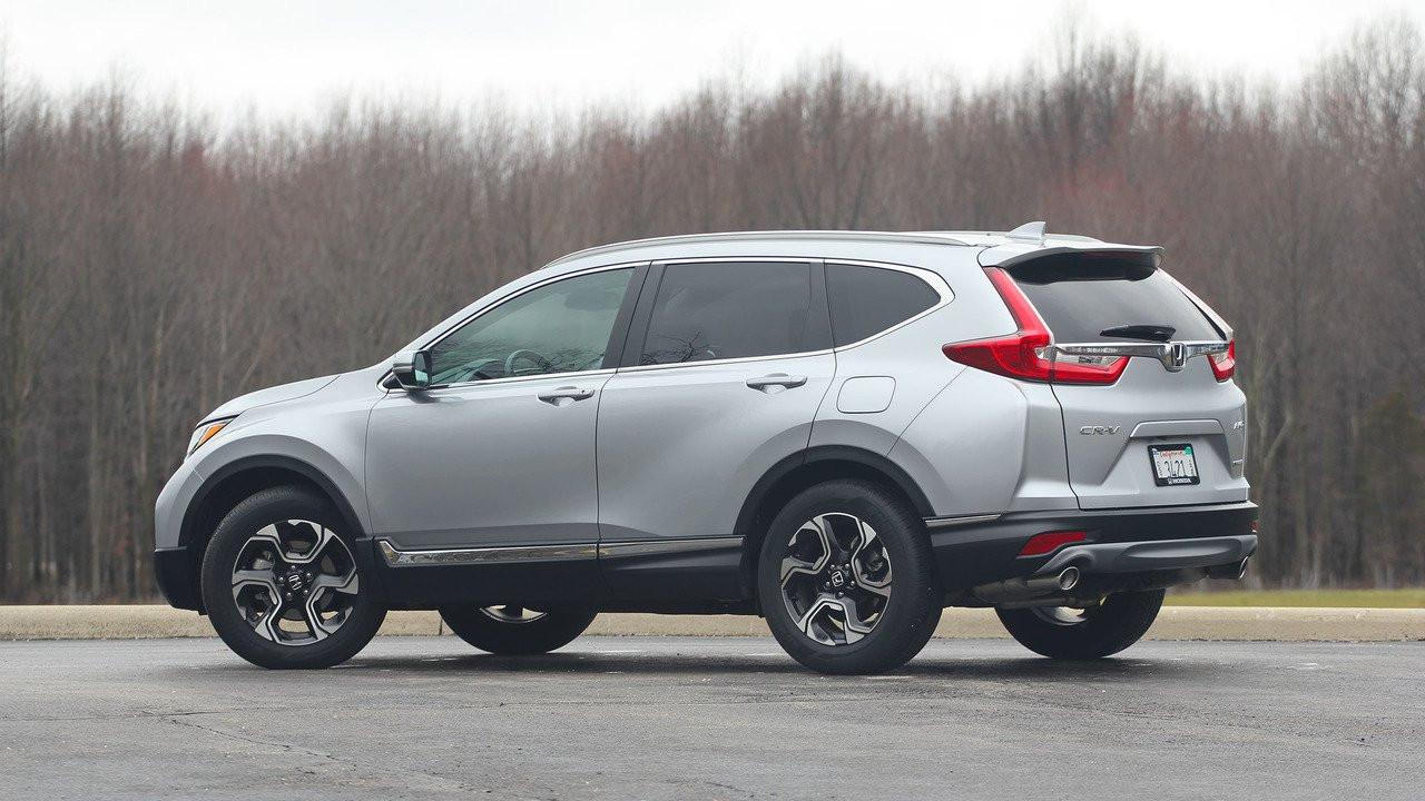 ВШанхае дебютировала гибридная версия Хонда CR-V