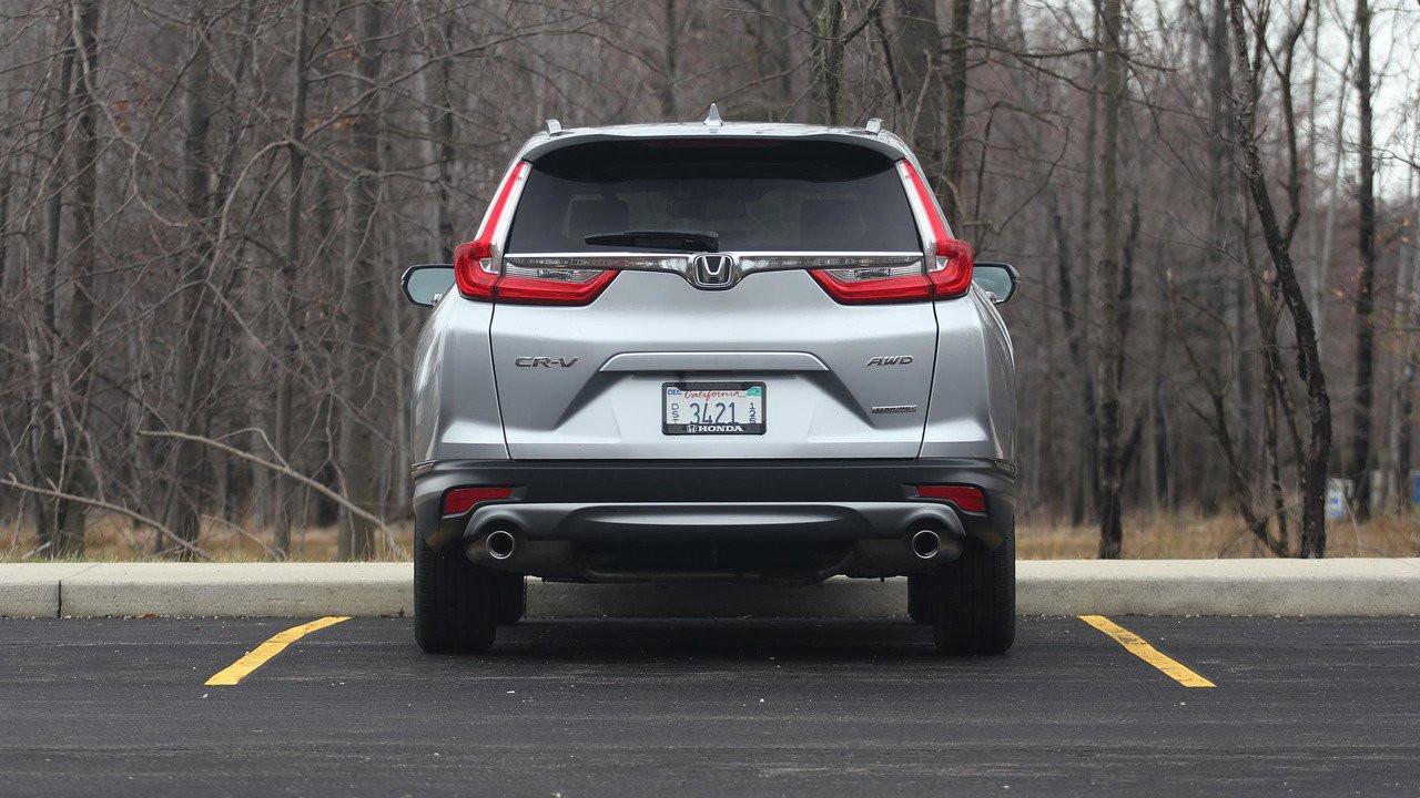 ВШанхае состоялась премьера гибридного Хонда CR-V