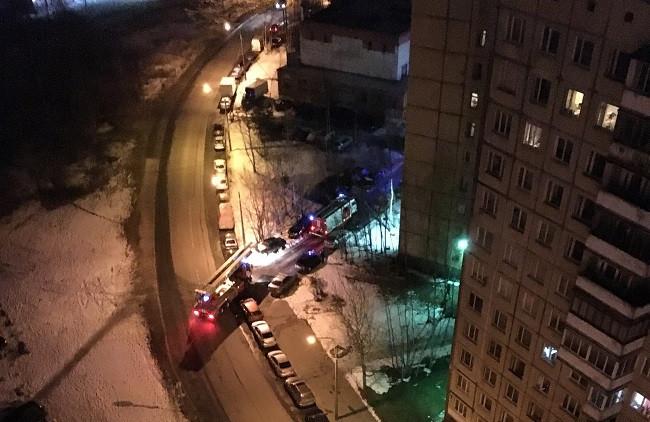ВКлинцах из-за загоревшейся постели эвакуировали 15 жильцов многоэтажки
