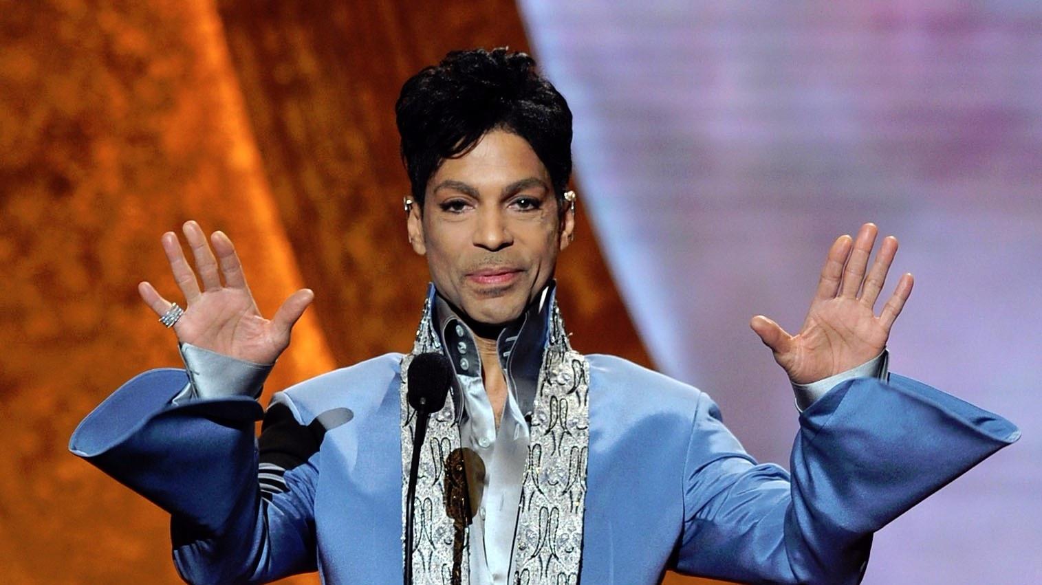 21апреля выйдет новый альбом авторства Prince