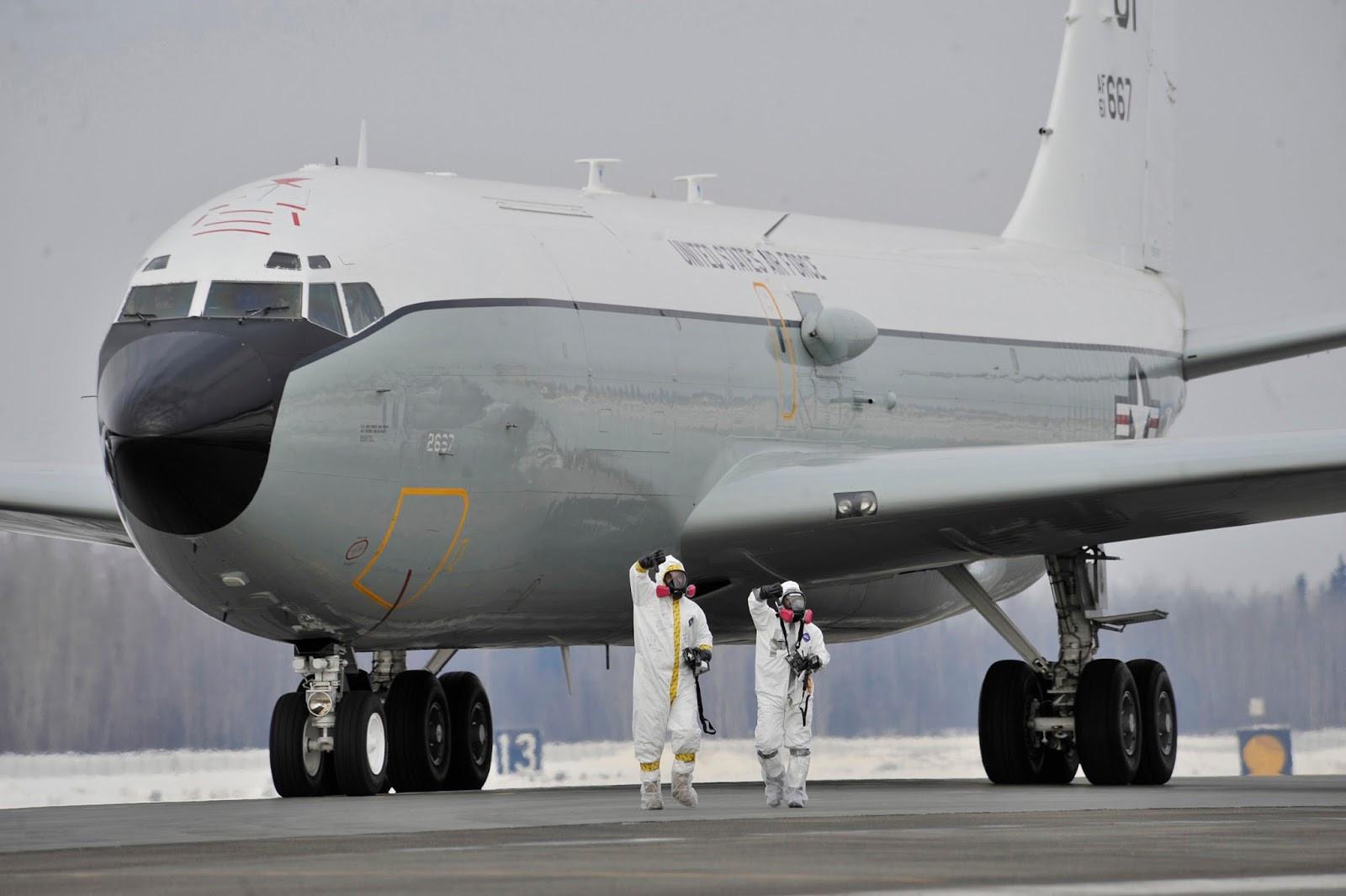 США отправили «атомный нюхач» кКНДР из-за вероятных  ядерных испытаний