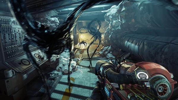 Трейлер игры Prey: инопланетяне, космическая станция «Талос-1» иееистория