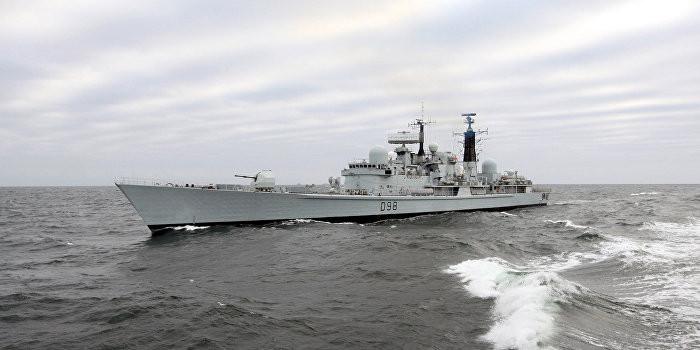 Отряд кораблей Балтийского флота завершил прохождение пролива Ла-Манш
