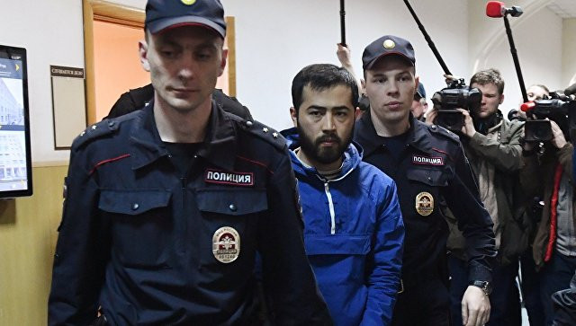Теракт в северной столице  был подготовлен  стерритории Турции